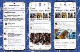 Facebook potenciará la presencia de los Grupos en su newsfeed para aumentar el tiempo de permanencia de los usuarios