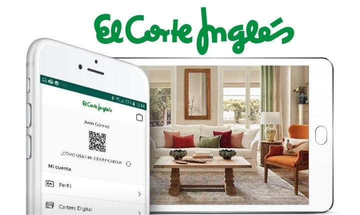 El Corte Inglés lanza su desafío omnicanal: nueva app, compra en modo manos libres y tarifa plana de envíos