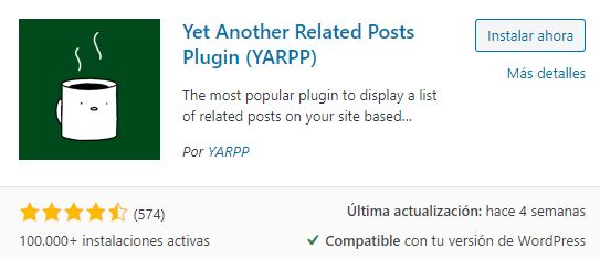 plugin yet another-related-post