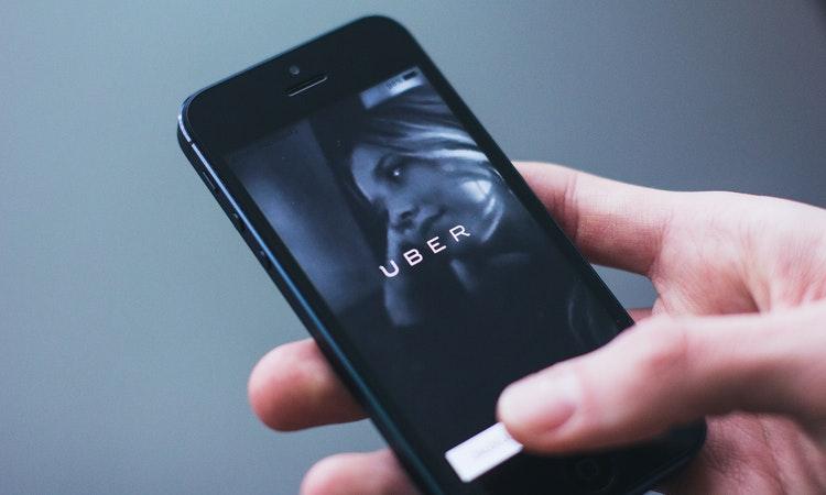 historia de uber