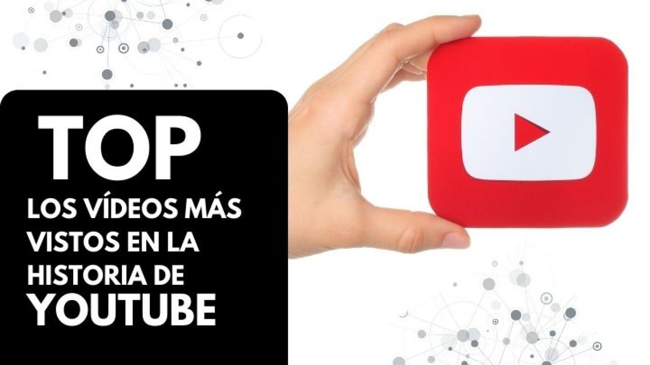 Top 20 Los Vídeos Más Vistos De La Historia De Youtube Marketing 4 Ecommerce Tu Revista De Marketing Online Para E Commerce