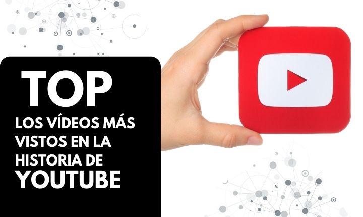 Top 20: los vídeos más vistos de la historia de YouTube