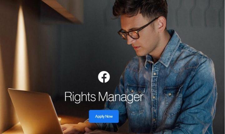 Así funciona Rights Manager, el nuevo Content ID de Facebook