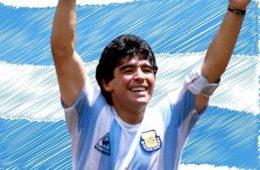 Muere Maradona: las X mejores campañas publicitarias de una leyenda del deporte
