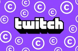 Twitch copyright