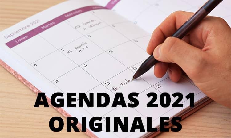 AGENDAS originales 2021