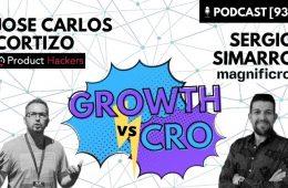 Growth vs CRO: Especial Merry CROstmas and Happy Growth Year, con José Carlos Growthizo y Sergio SimaCro