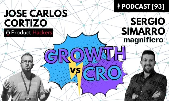 Growth vs CRO: Especial Merry CROstmas and Happy Growth Year, con José Carlos Growthizo y Sergio SimaCro