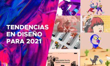 Tendencias en diseño para 2021
