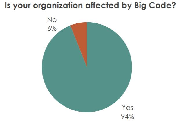 The Emergence of Big Code Survey