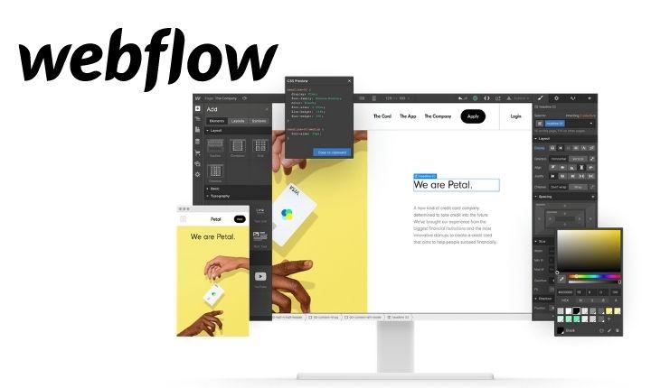 Así es Webflow, la plataforma de desarrollo no-code que ya vale 1.700 millones de euros