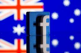 Facebook Vs Australia