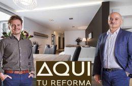 Aquí tu reforma cierra una ronda de financiación de 3 millones de euros