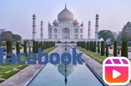 Facebook probara compartir Reels en su plataforma para usuarios indios