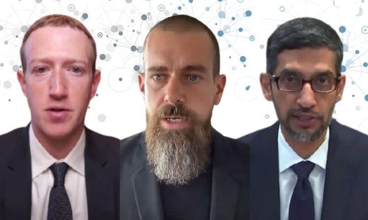 Los líderes de Facebook, Twitter y Google asumen ante el Congreso de EEUU sobre el rol de las redes sociales en las campañas extremistas y la desinformación