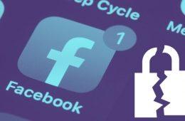 filtración datos facebook