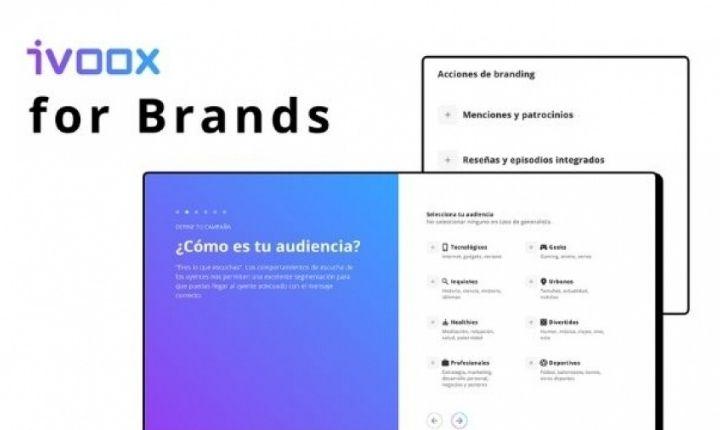 iVoox for Brands: el nuevo marketplace de publicidad especializado en podcast