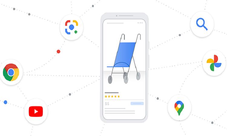 Google aplía sus herrameintas para eCommerces y expande su colaboración co Shopify