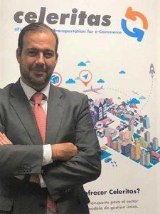 Javier Valero, Director General de Celeritas.