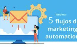 5 flujos de marketing automation