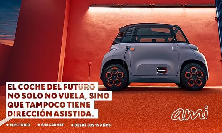 Citroën se vale de las burlas y la diversión en su nueva campaña para el Citroën Ami