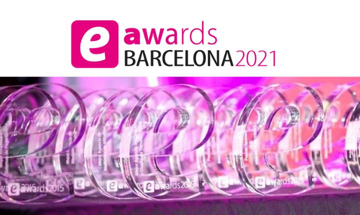 PcComponentes, Masaltos.com y Compre ahora, ganadores de los eAwards 2021