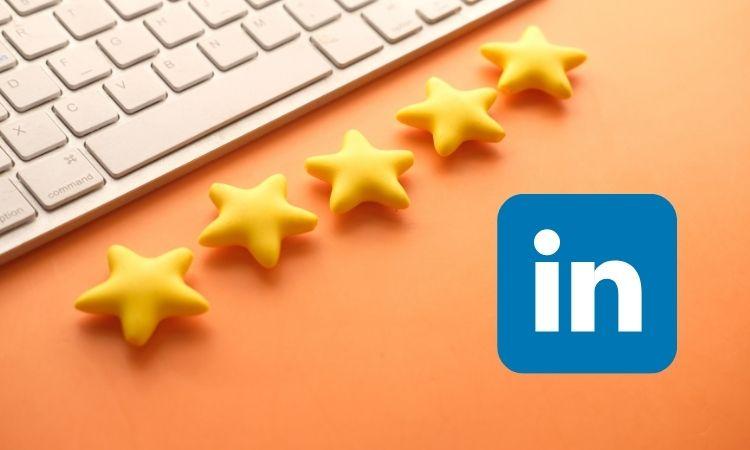 reviews en linkedin