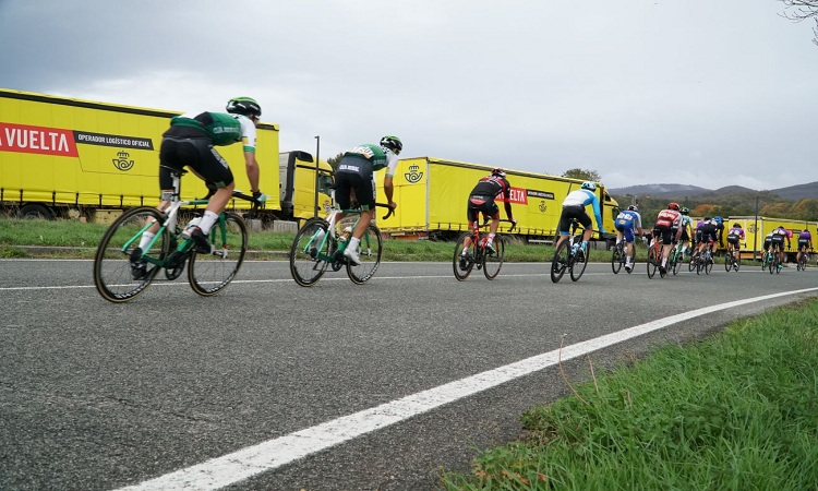 Correos será el operador logístico de La Vuelta 2021