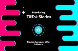 TikTok Stories, la última incorporación de TikTok a su plataforma