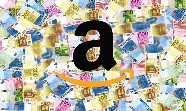 Amazon se enfrenta a una multa de 746 millones de euros