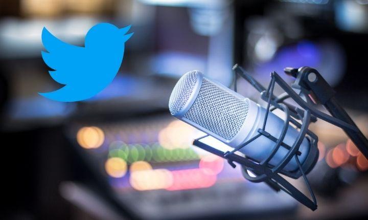 Twitter se alía con Stripe para crear salas de chat de audio de pago