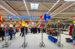 Carrefour mantiene un crecimiento en su platforma de eCommerce del 26%