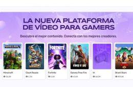Así es Gamestry, la nueva plataforma de vídeos española