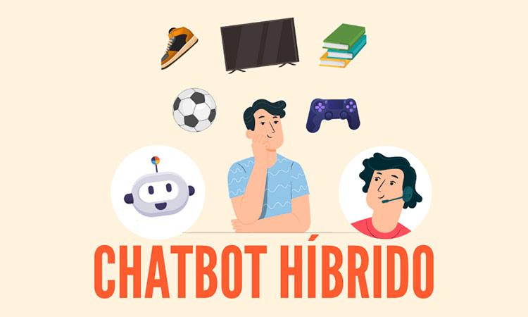chatbot híbrido