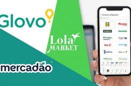 Glovo refuerza su apuesta por el Q-commerce con la compra de Lola Market y la portuguesa Mercadão