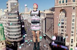 H&M apuesta por la realidad aumentada para la presentación de su colección Crush by Natalia Lacunza
