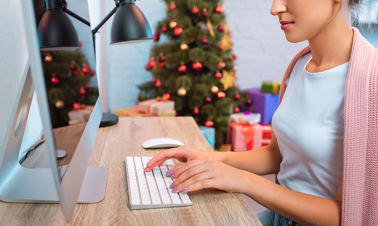 ejemplos campañas de Navidad y Black Friday